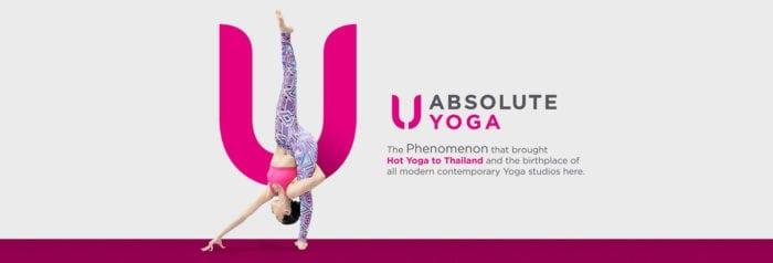 ที่เรียนโยคะ Absolute Yoga
