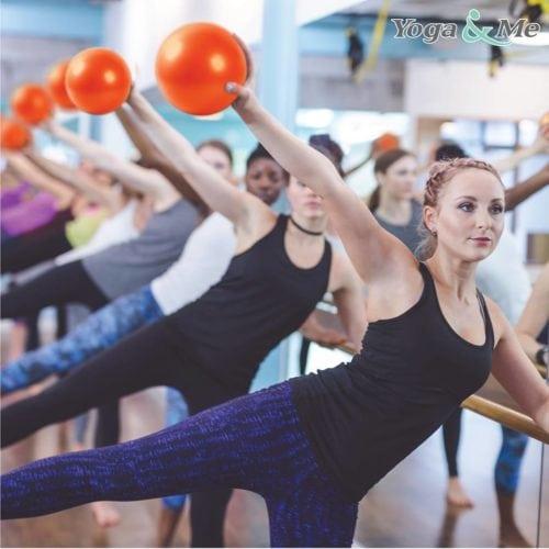 ที่เรียนโยคะ Yoga & Me Studio