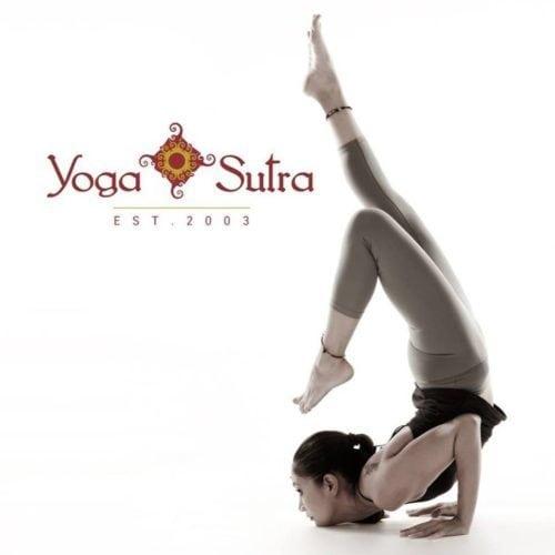 ที่เรียนโยคะ Yoga Sutra Studio