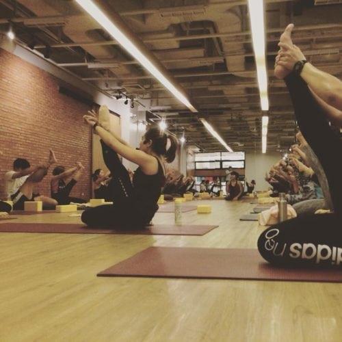 ที่เรียนโยคะ Yoga Space Together