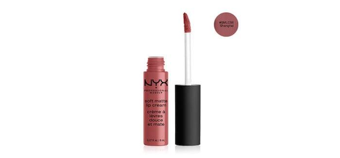 ลิปสติกยี่ห้อไหนใช้ดี NYX Soft Matte Lip Cream