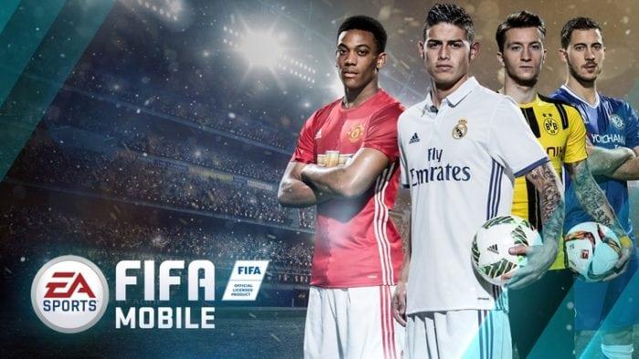 เกมฟุตบอลโลก FIFA Mobile