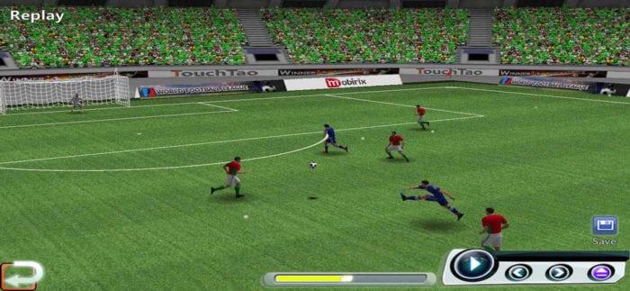 เกมฟุตบอลโลก World Soccer League