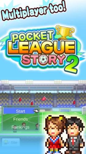 เกมฟุตบอลโลก Pocket League Story 2