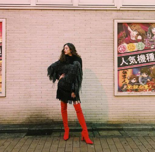 รองเท้าบูธกันฝน Red Boots สวยแซ่บแสบตา 2