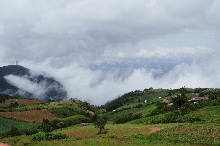 ภูทับเบิกหน้าฝน หมอก ภูทับเบิก ที่เที่ยวเพชรบูรณ์ เที่ยวเพชรบูรณ์ เที่ยวภูทับเบิก