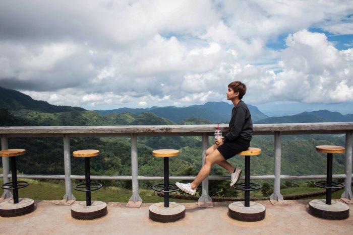 ภูทับเบิกหน้าฝน ร้านกาแฟ pinolatte ภูทับเบิก ที่เที่ยวเพชรบูรณ์ เที่ยวเพชรบูรณ์ เที่ยวภูทับเบิก