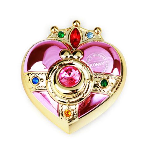 เครื่องสำอางน่ารัก Creer Beaute Miracle Romance Cosmic Heart Cheek