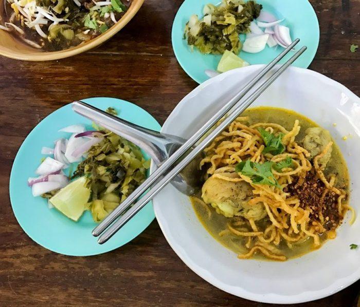 จากน่านไปภูลังกา Khao Soi Ton Nam ข้าวซอยต้นน้ำ