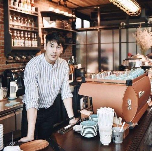 ร้านอาหารดารา เขียวไข่กา : เคน ภูภูมิ & เท็น Musketeers