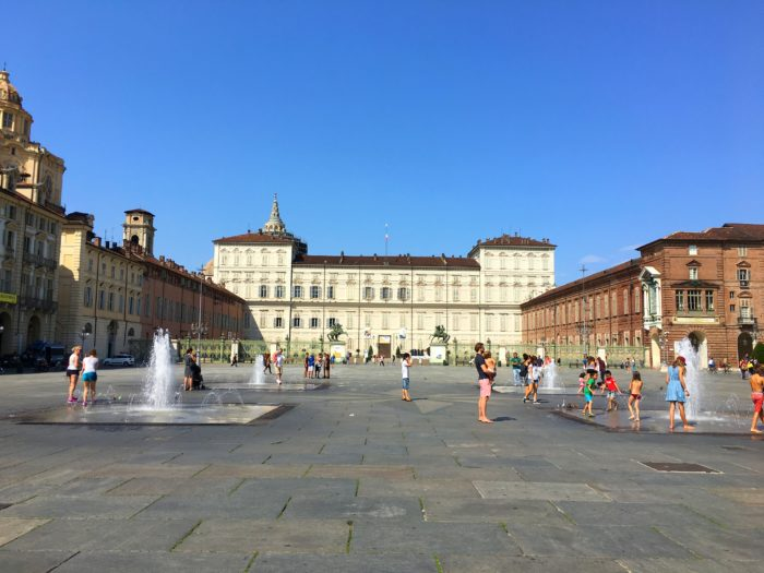 เที่ยวมิลาน Piazza Castello