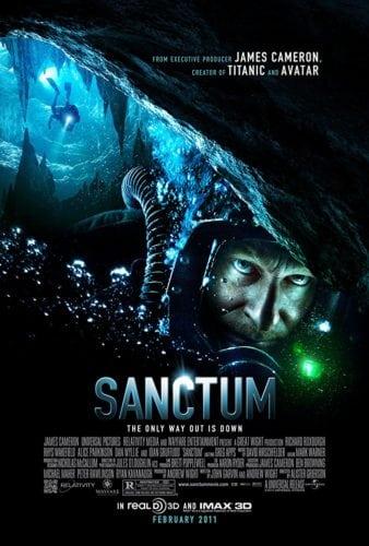 หนังเอาตัวรอด Sanctum (2011)