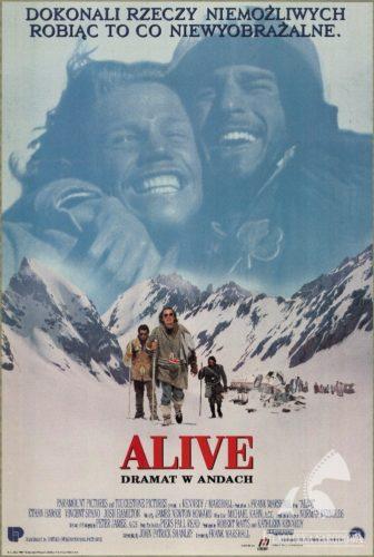 หนังเอาตัวรอด Alive (1993)