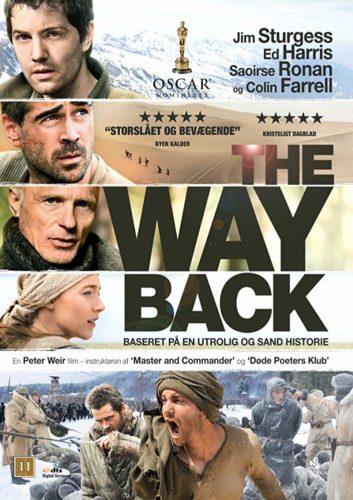 หนังเอาตัวรอด The Way Back (2010)