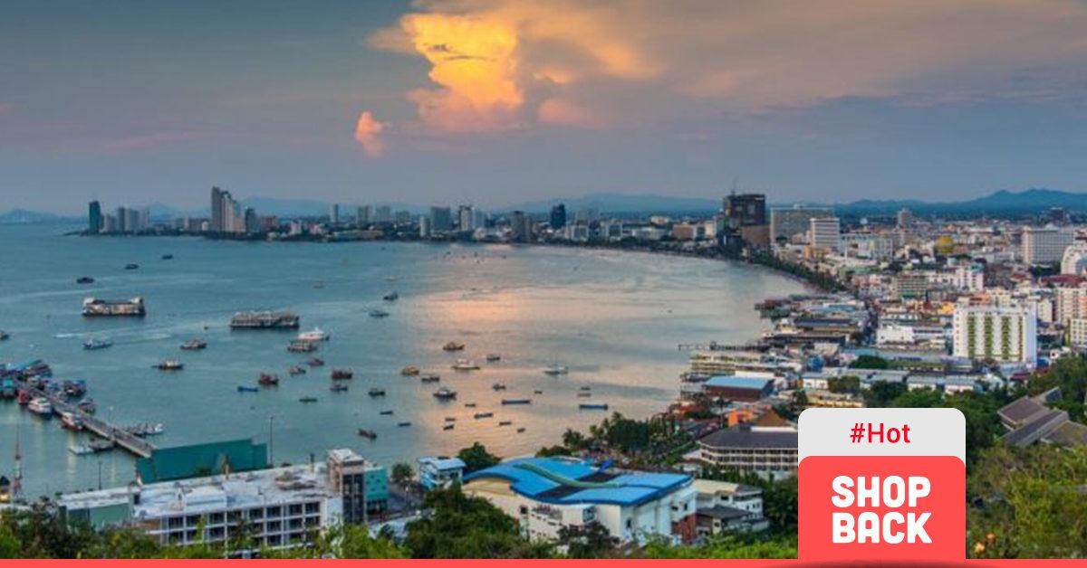 เที่ยวไทย : 5 ที่เที่ยวพัทยาใต้ เที่ยวง่าย เดินชิล เซลฟี่เพลิน 2019