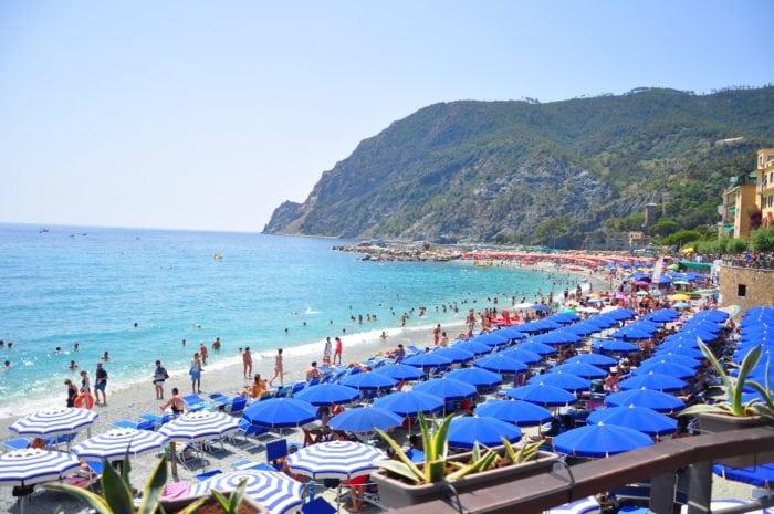 เที่ยวโรม หมู่บ้าน Cinque Terre 1