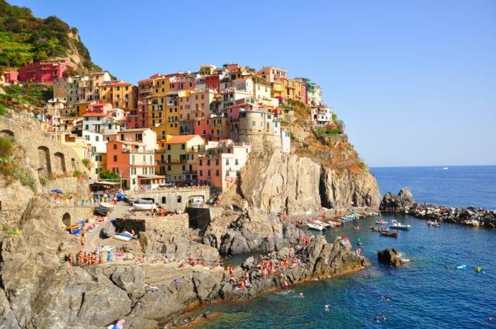 เที่ยวโรม หมู่บ้าน Cinque Terre 3
