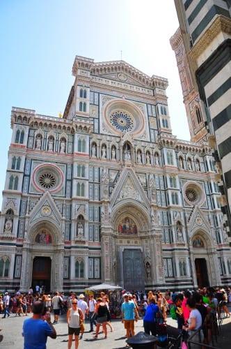 เที่ยวโรม Duomo di Firenze