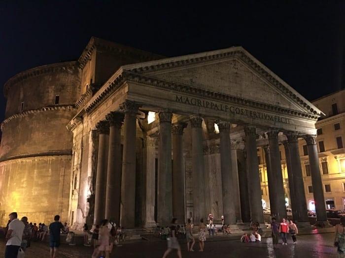 เที่ยวโรม กรุงโรม