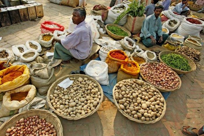เที่ยวบังคลาเทศ Central Bazar