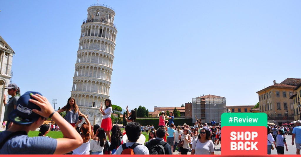รีวิวเที่ยวโรม อิตาลี