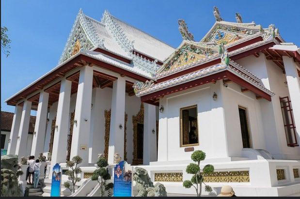 ไหว้พระ-9-วัด-กรุงเทพฯ วัดบวรนิเวศวิหาร ราชวรวิหาร ไหว้พระ 9 วัด วัดในกรุงเทพฯ เที่ยวกรุงเทพฯ 1 วัน ไหว้พระในกรุงเทพ
