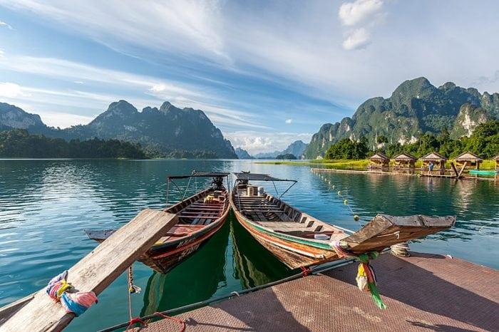 ประโยชน์ของเขื่อน เที่ยวเขื่อนในไทย
