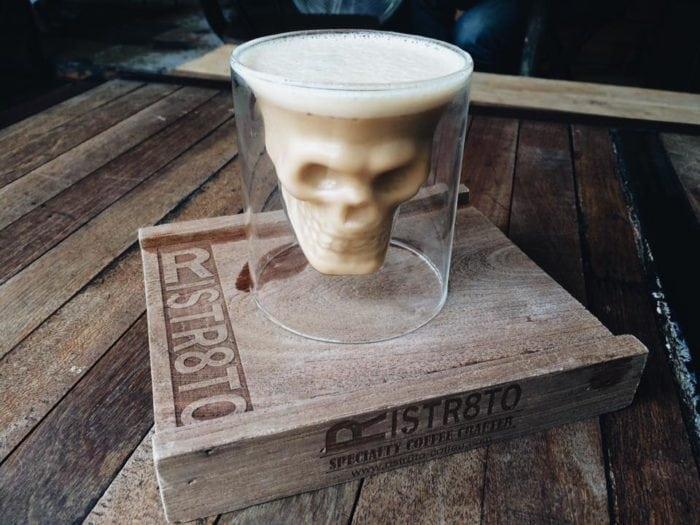 เชียงใหม่เที่ยวไหนดี ร้าน Ristr8to Coffee
