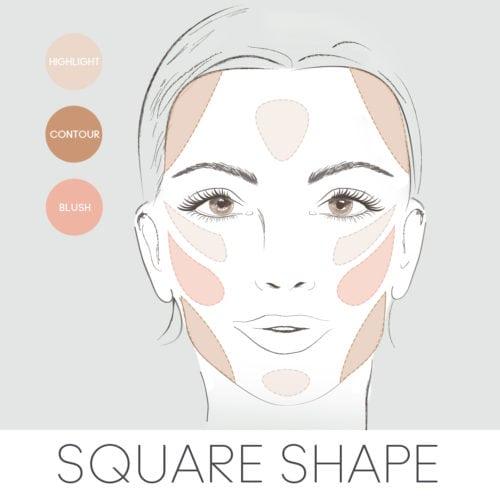 วิธีทำให้หน้าเรียว ใบหน้าเหลี่ยม