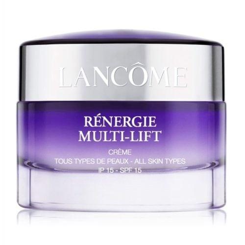 ครีมหน้าเด้งที่ดีที่สุด Lancome Renergie Multi Lift Lifting Day Cream เครื่องสำอาง ครีมบำรุงผิวหน้า ของขวัญให้ผู้ใหญ่ ครีมบำรุงหน้า