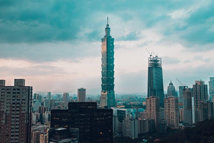 เที่ยวต่างประเทศแบบประหยัด Taiwan