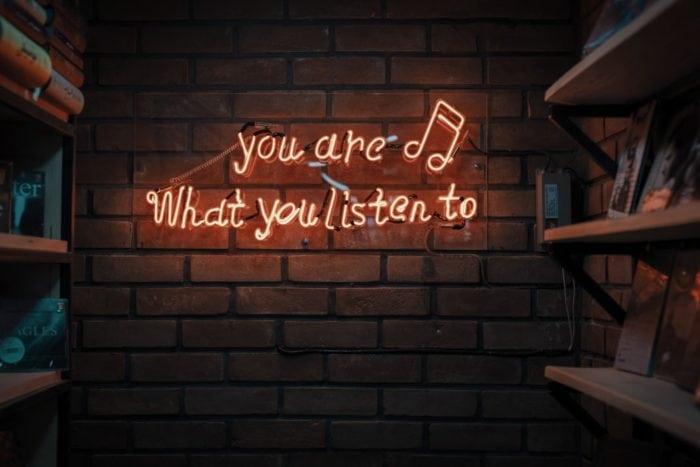 playlist วิธีการเลือกเพลง