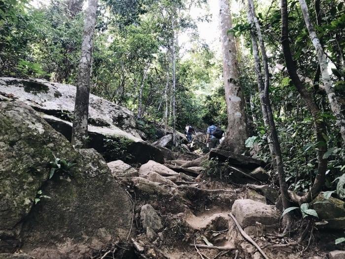 อุทยานแห่งชาติภูกระดึง เดินป่า