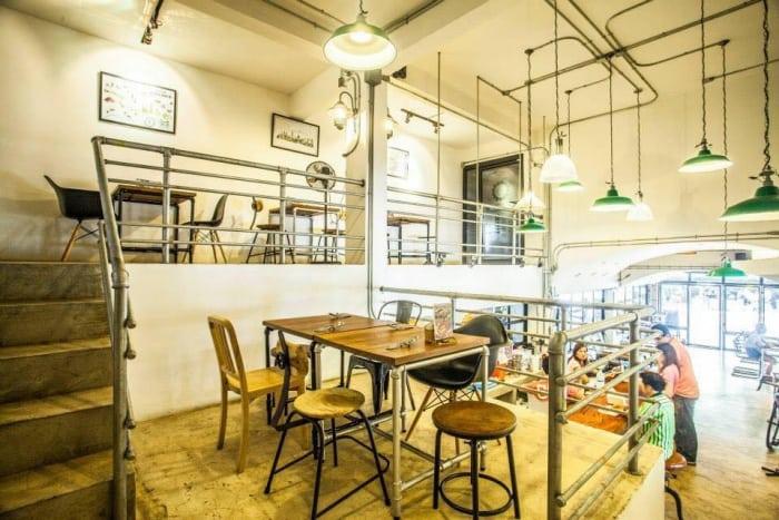 ร้านอาหารน่าน U dee Kin dee Cafe by Suwannakit (อยู่ดีกินดีคาเฟ่)