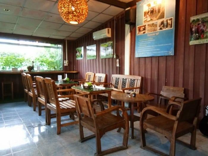 ร้านอาหารน่าน ร้านกาแฟสดภู 2