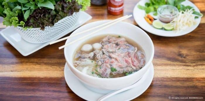เวียดนาม อาหาร เฝอเนื้อวากีว