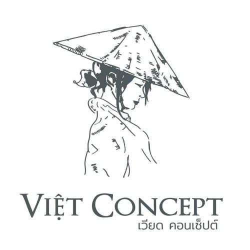 เวียดนาม อาหาร Viet Concept (เวียด คอนเซปต์)