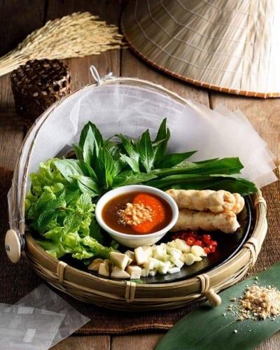เวียดนาม อาหาร อาหารเพื่อสุขภาพ