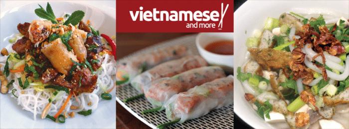 เวียดนาม อาหาร ร้านอาหารเวียดนามแท้ๆสีลม