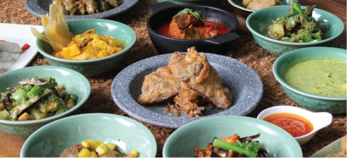 asian game 2018 อาหารอินโดนีเซีย