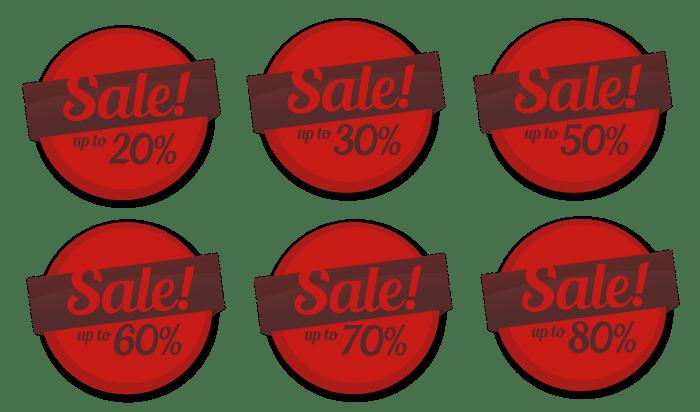 วิธีประหยัดเงิน SALE ลดราคา