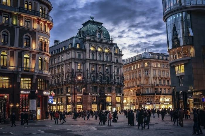 ประเทศที่น่าอยู่ที่สุดในโลก ประเทศออสเตรีย