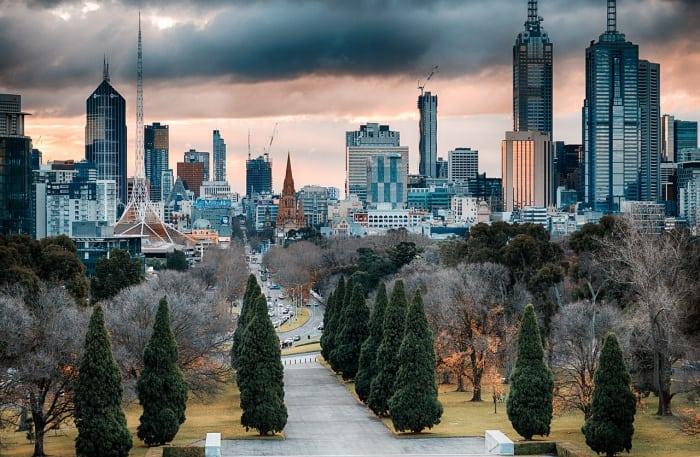 ประเทศที่น่าอยู่ที่สุดในโลก ประเทศออสเตรเลีย