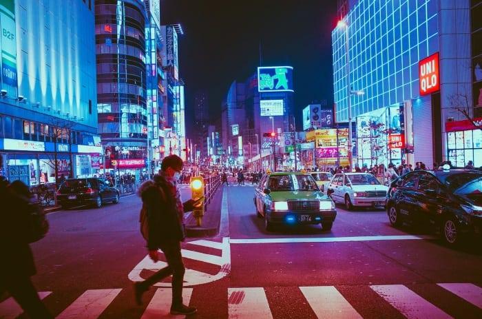 ประเทศที่น่าอยู่ที่สุดในโลก ญี่ปุ่น