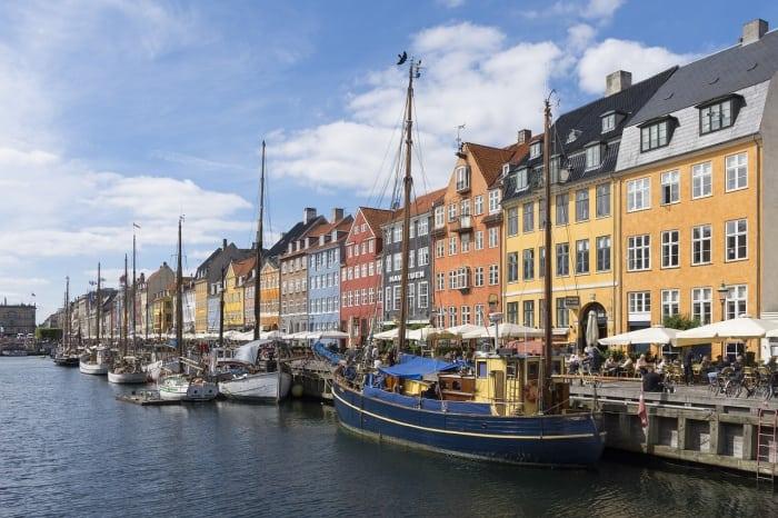 ประเทศที่น่าอยู่ที่สุดในโลก ประเทศเดนมาร์ก