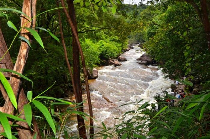 ที่เที่ยวไทย น้ำตกธารทิพย์