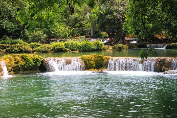 ที่เที่ยวไทย อุทยานแห่งชาติเจ็ดสาวน้อย