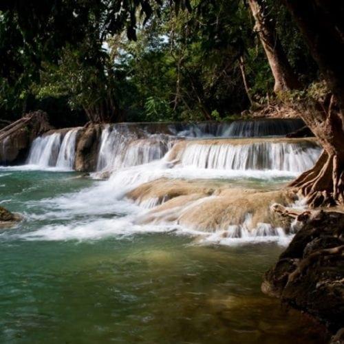 ที่เที่ยวไทย น้ำตกเจ็ดสาวน้อย สระบุรี