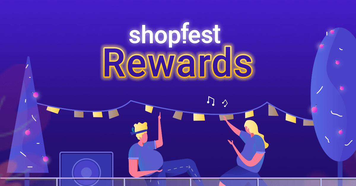 How to : Shopfest Rewards สะสมแต้มทุกการใช้ ลุ้นบินฟรี พักหรู ฯลฯ กว่า 200,000 บาท ???