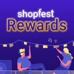 สะสมแต้ม Shopfest Rewards